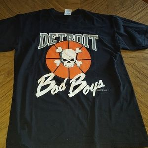 Detroit bad boys tee